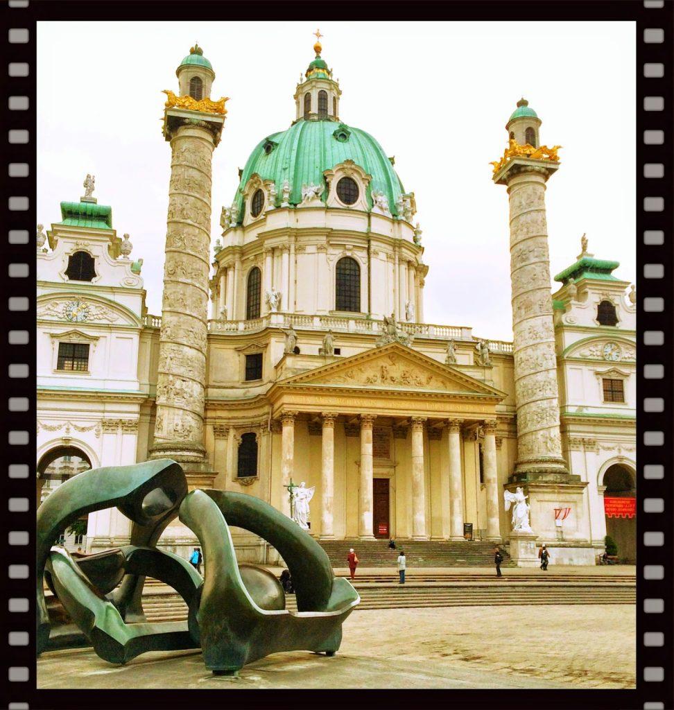 Vienna through my iPhone