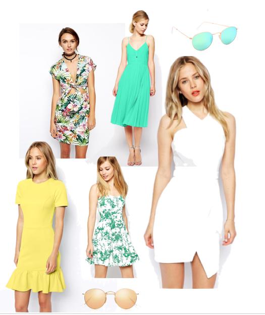 Fashiontip: Rein in die Sommerkleider / Wear Summer Dresses!
