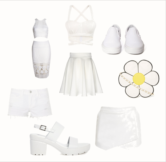 Fashiontip: White is the new black