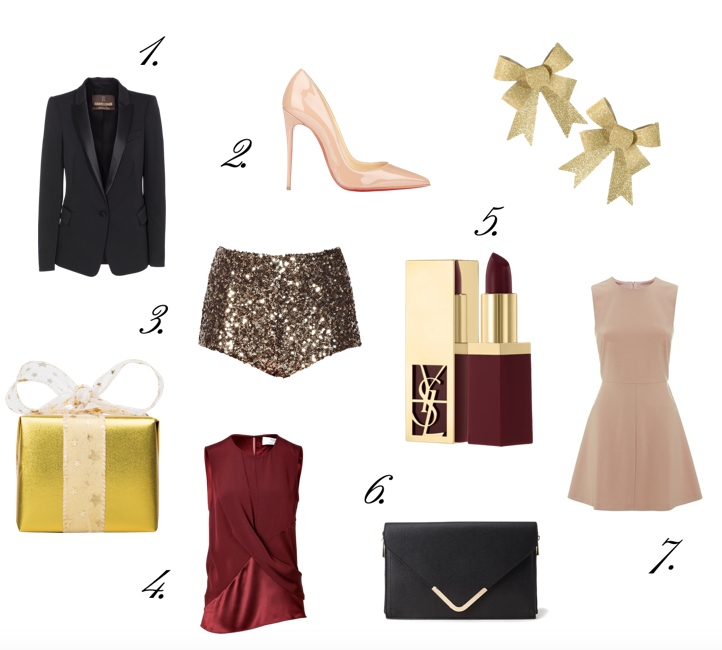 Trendspotting: Christmas Looks