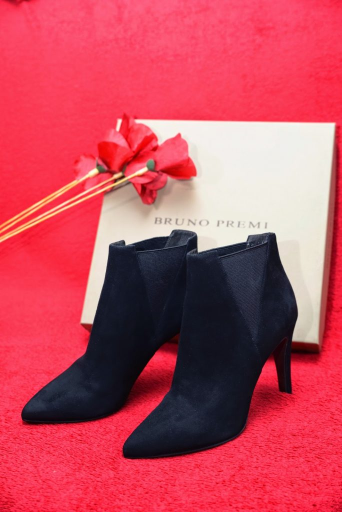 New In: Bruno Premi Ankle Boots