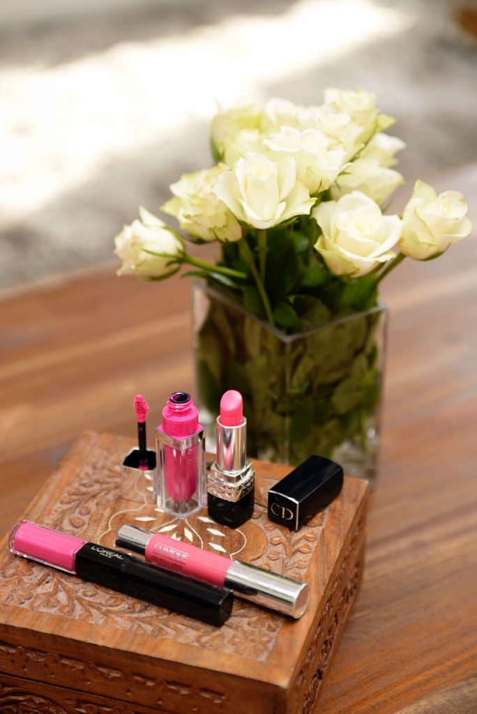 Beauty: Think Pink