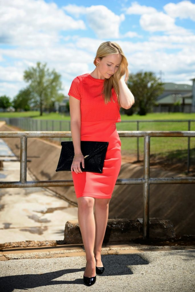 Outfit: The Red Dress