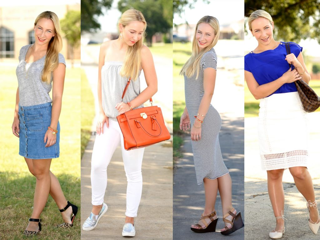 Outfits: Best of August 2015