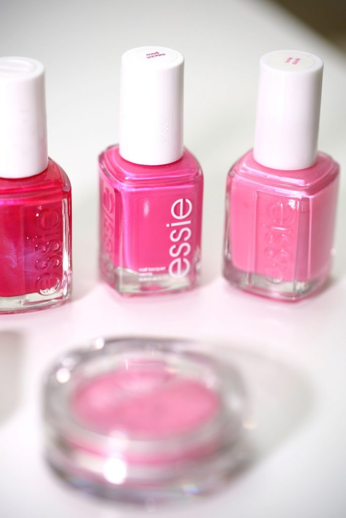 Beauty: I believe in Pink