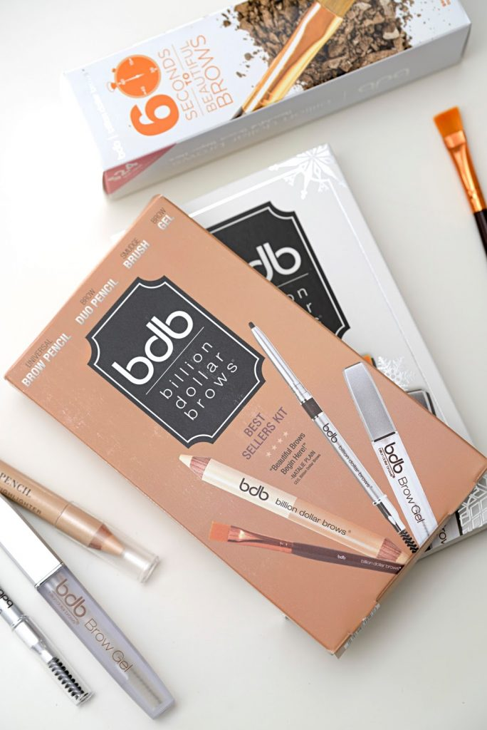 Billion Dollar Brows: Best Sellers Kit/ 60 Seconds to Beautiful Brows – Review