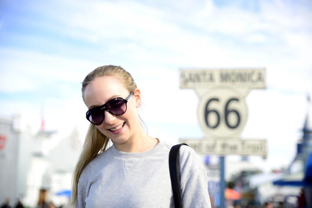 USA Roadtrip: Santa Monica/ Venice Beach