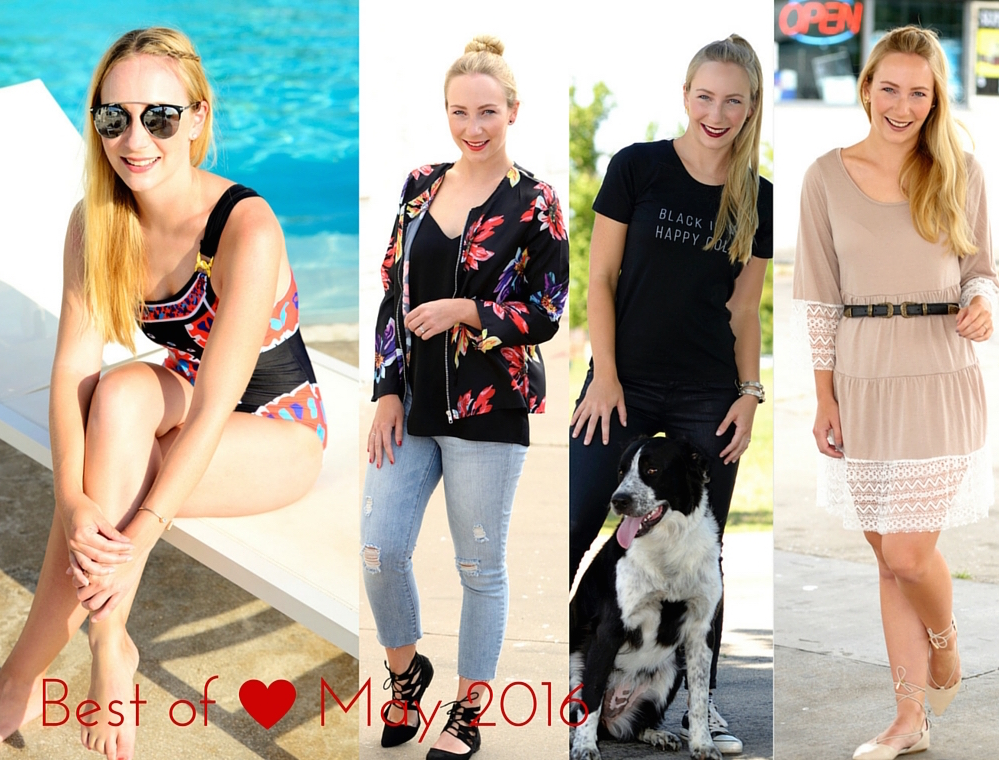 Outfits: Best of May 2016