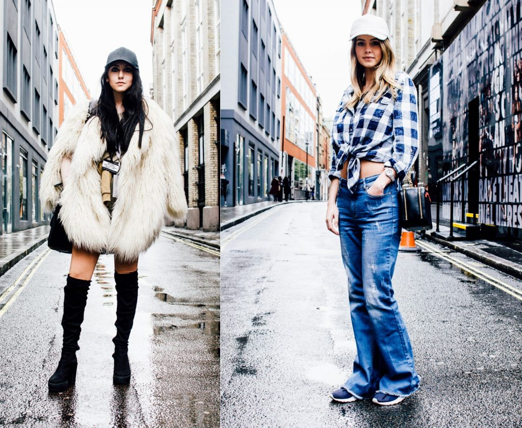 Get the London Look: Streetstyle and London Fashionblogger Tips