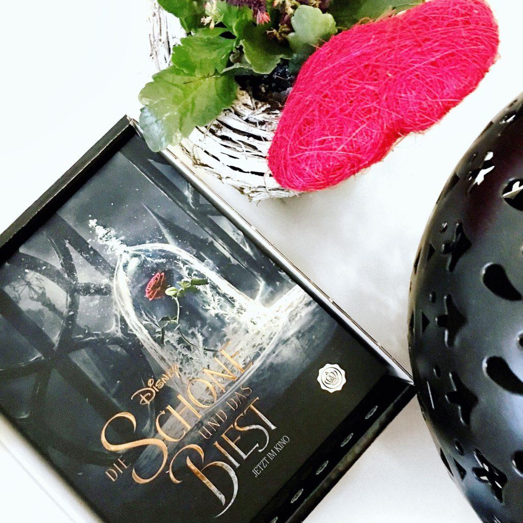 """Glossybox """"Die Schöne und das Biest"""" Limited Edition"""