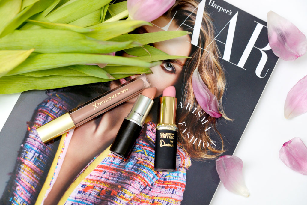 My favorite Products for Nude Make-Up