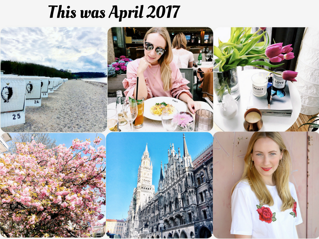Monthly Recap: This was April 2017