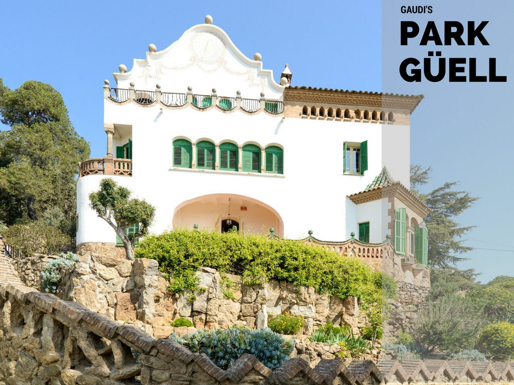 Explore Barcelona: Park Güell & Gaudí's Architecture