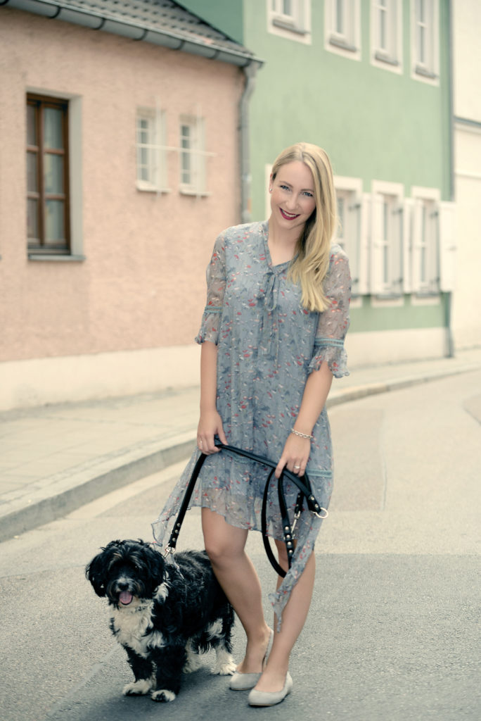 Stylewe Silk Dress TheKontemporary Dog