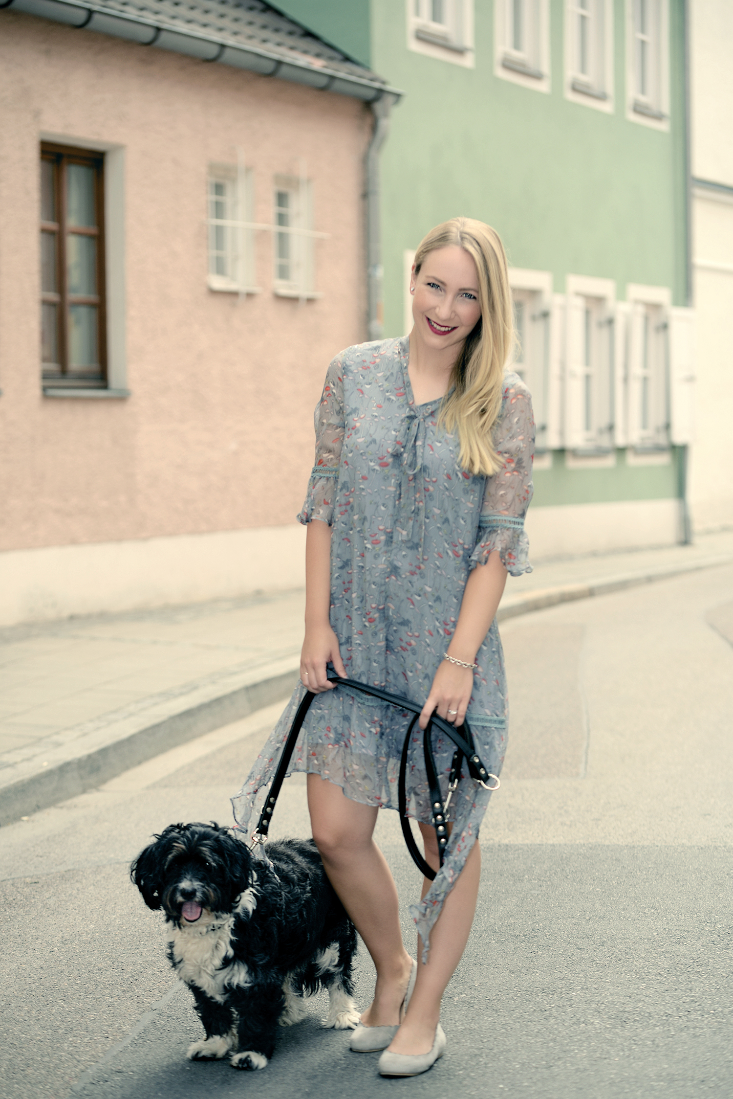 Stylewe Silk Dress TheKontemporary Dog
