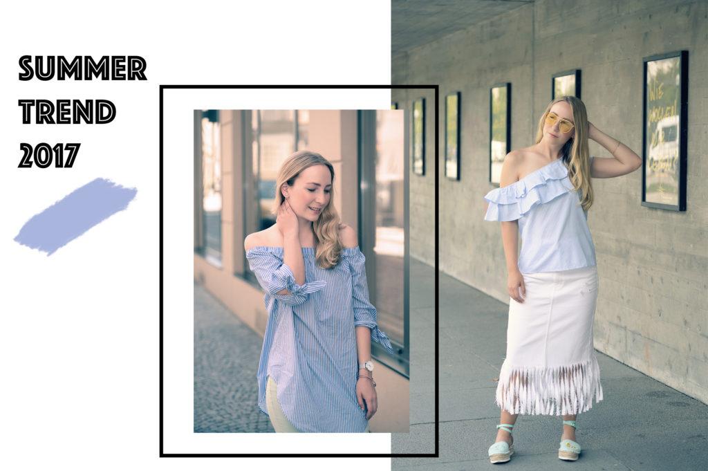 Best of Summer Style: Blue & White Stripes