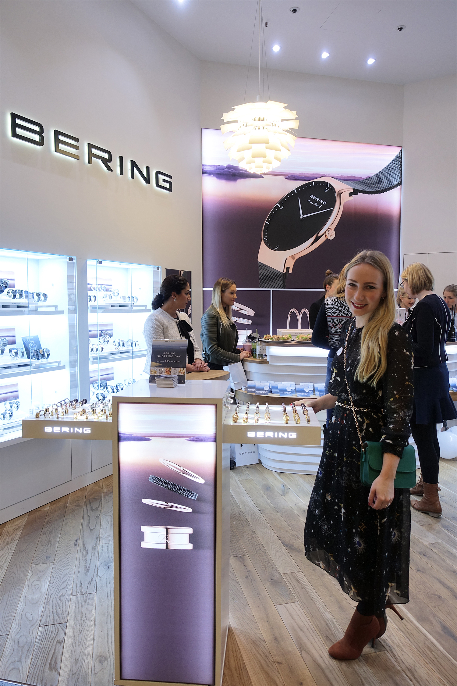 Bering Blogger Event in Frankfurt