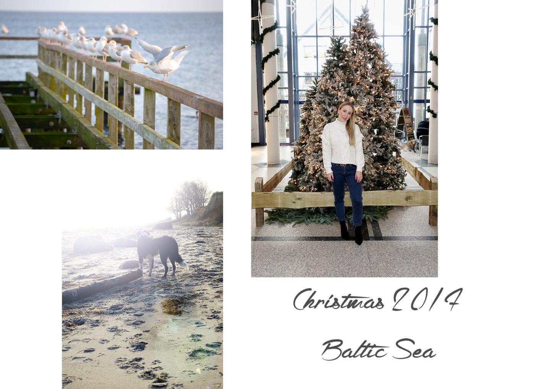 Christmas at the Baltic Sea