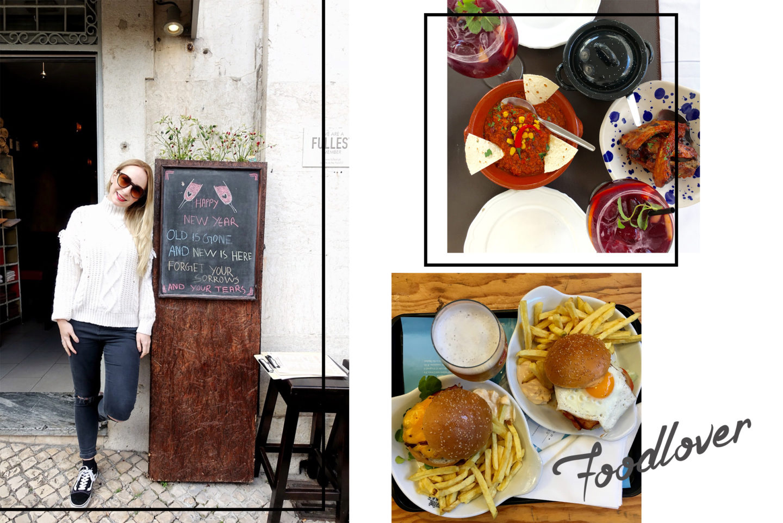 My 5 Favorite Food Spots in Lisbon