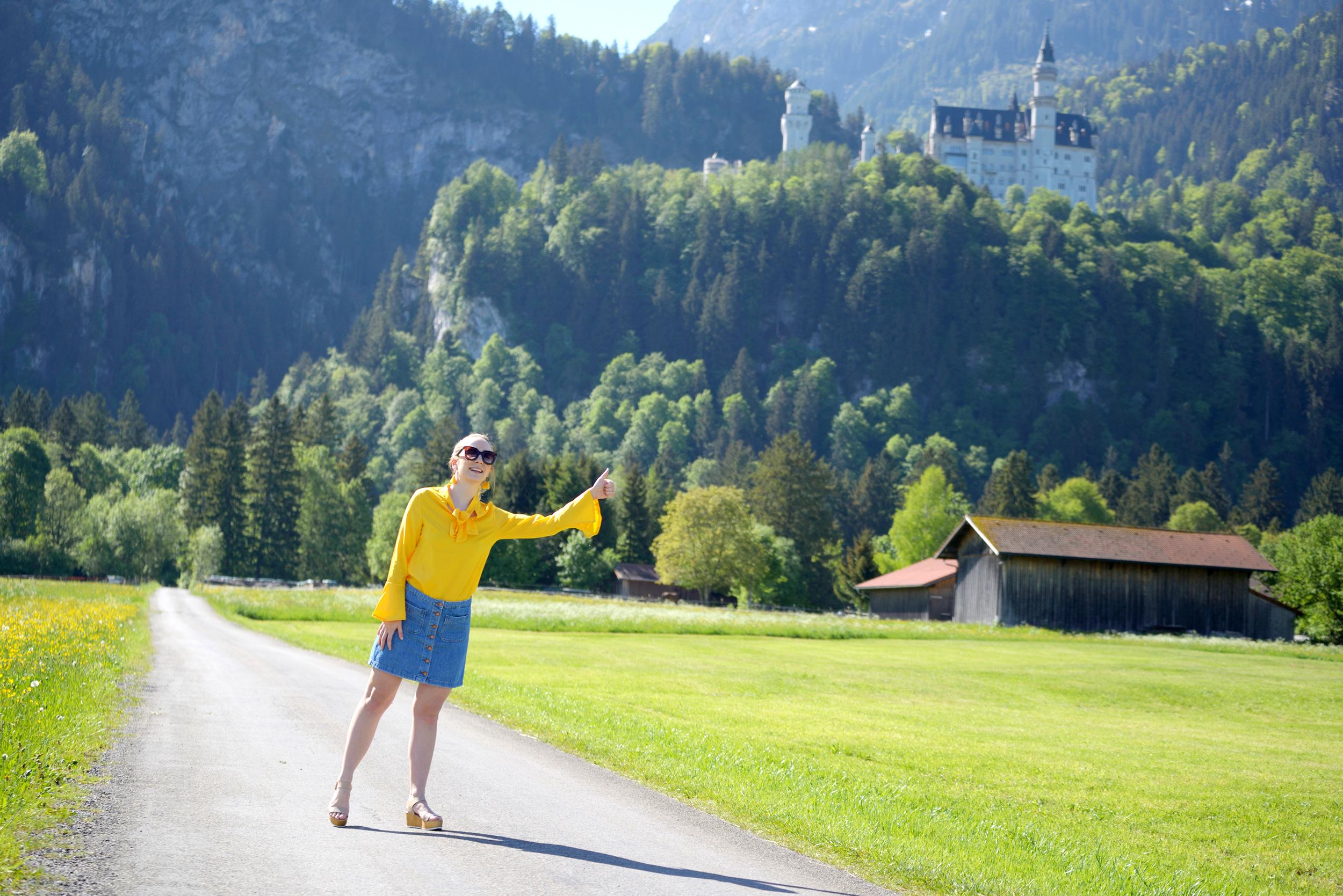 Early Summer Look in the Allgäu