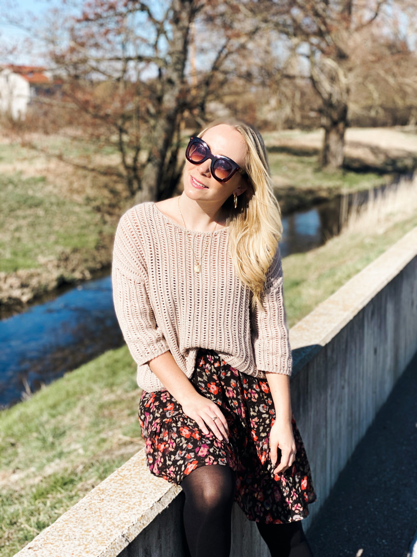 Spring outfit Frühlingsoutfit