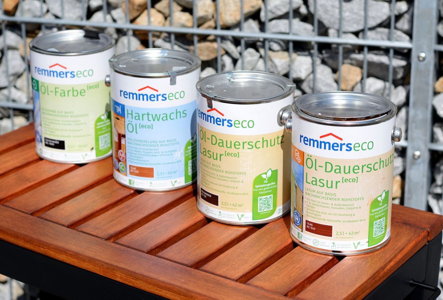 Remmers eco Produkte