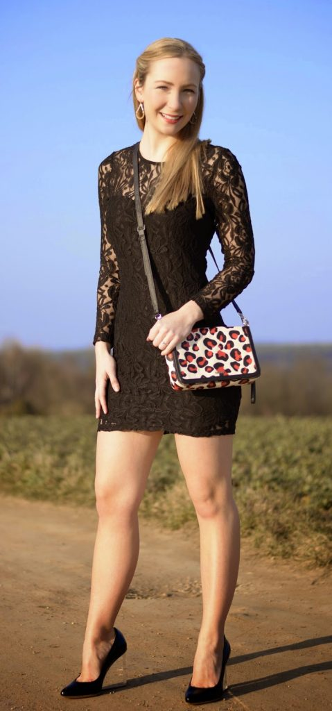 Lace and Leo with DKNY & Glamorous