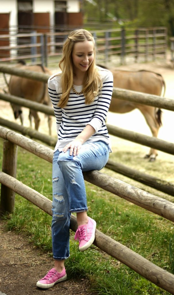Nuremberg Zoo with Massimo Dutti & Pink Supergas