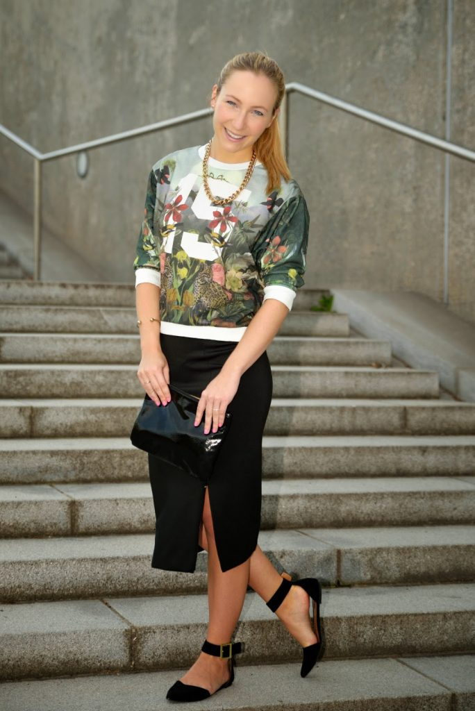 Outfit: Welcome to the Jungle