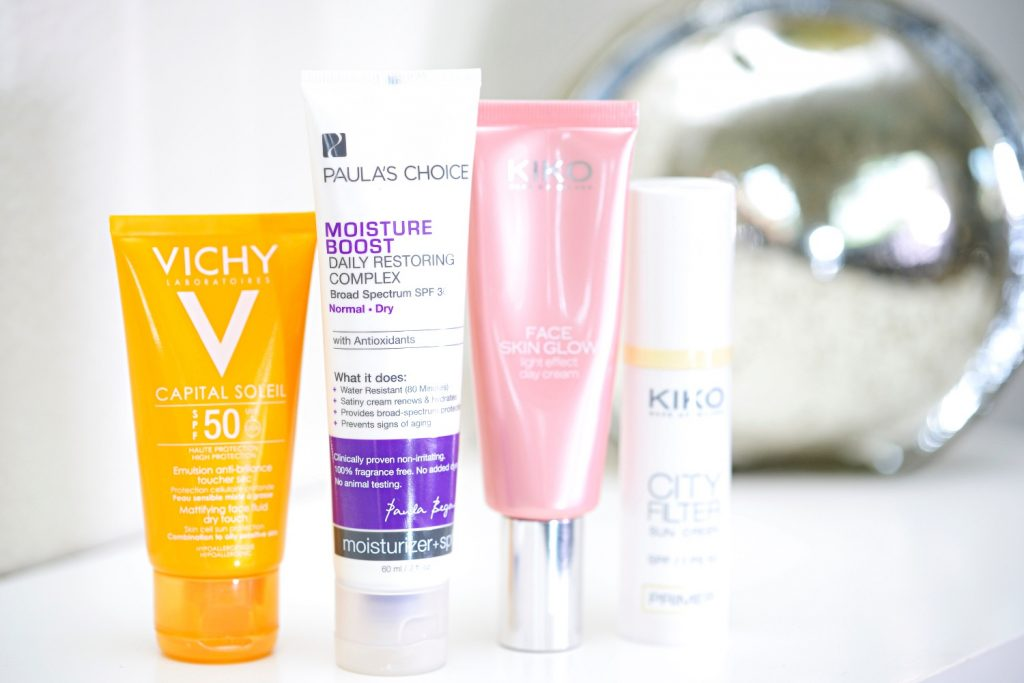 Beauty: Sunscreen for your Face