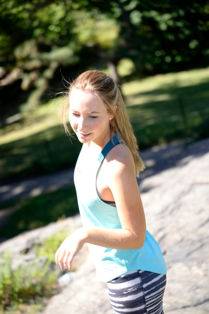 Outfit: Central Park Workout
