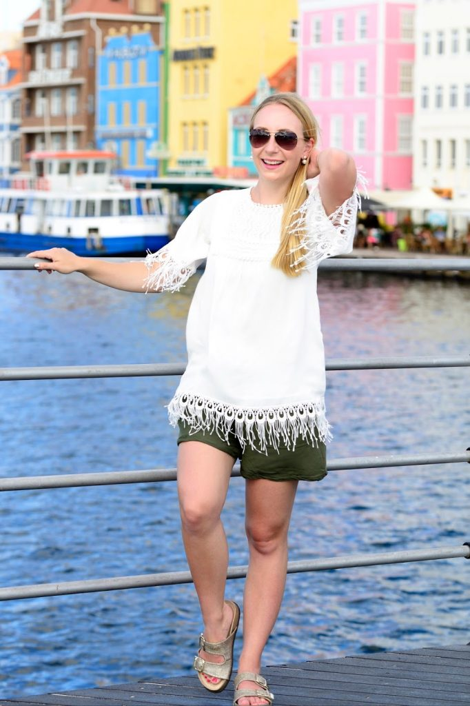 Tunic and Shorts in Willemstad