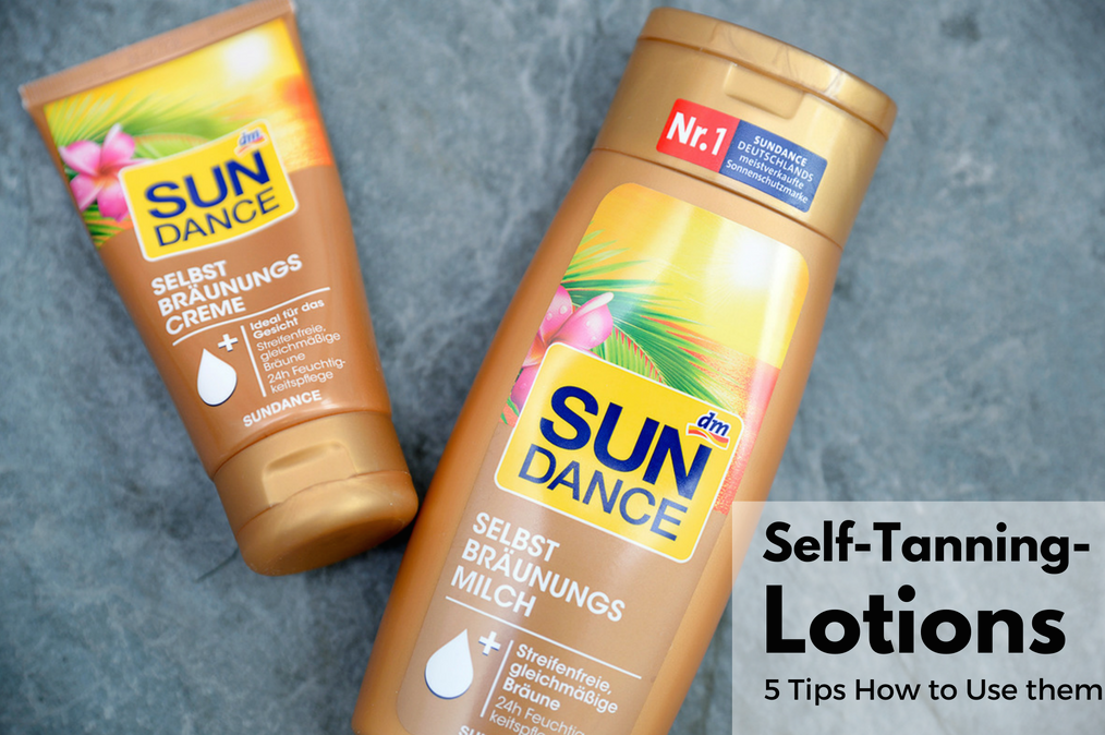 How To Use Self Tanning Lotions 5 Tips The Kontemporary