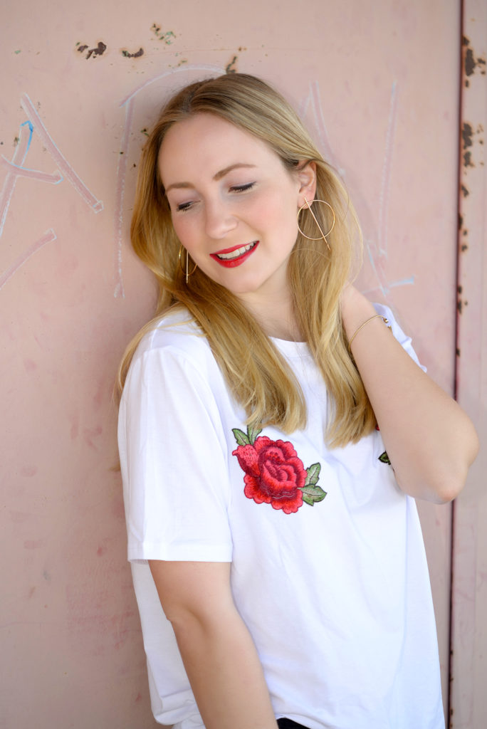 SheIn Roses Shirt and Self-Doubts