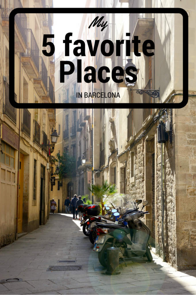 FF#2: The 5 coolest Places in Barcelona