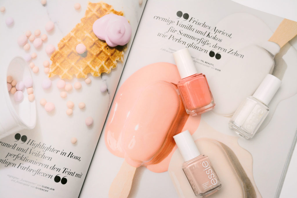 FF#4: My favorite Nailpolishes for Spring