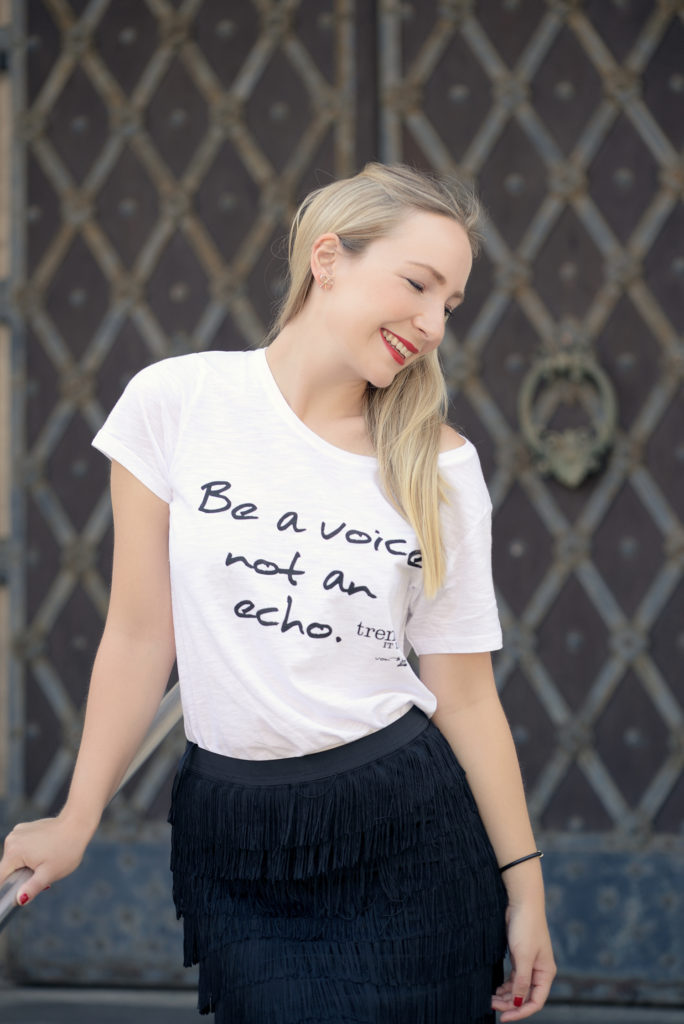 Monday Musings #11: Be a Voice not an Echo