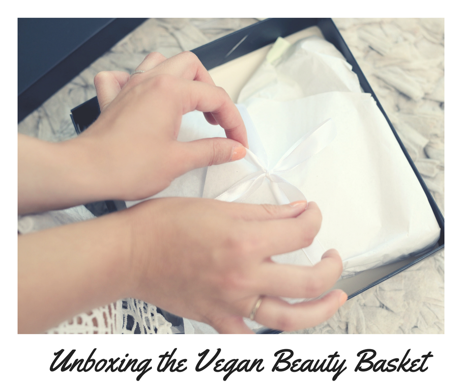 Vegan Beauty Basket OR How to make the world a little better