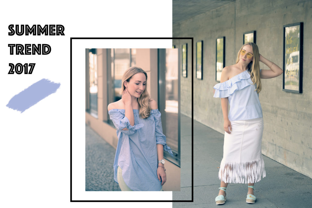 Best of Summer Style: Blue & White Stripes