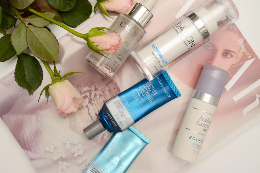 Serums I used and loved